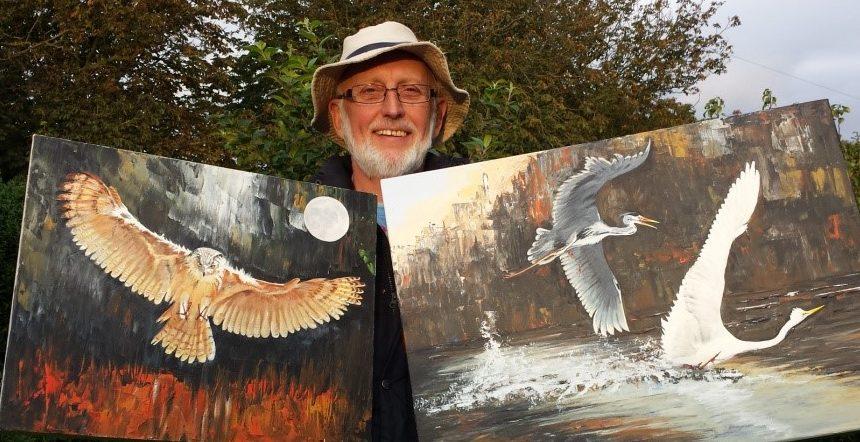 Larry Malkin Artist